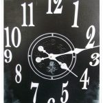 XL Wand Uhr