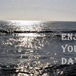 online Postkarte geniesse deinen Tag