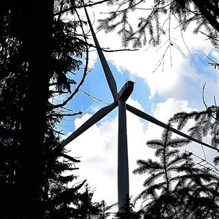 Ein Blick durch die Tannen..... #naturephotography #nature #naturelovers #naturbilder #naturbild #windkraft #mengerskirchen #himmel #heaven #forest #fever_natura #fever_trees #outdoor #outdoors #wald #instatree #tree #instagood #instagram #instagram #nice #niceday
